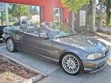 2003 Steel Grey Metallic BMW 3 Series 330i Convertible #38795747