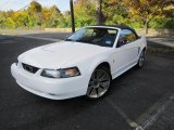 2003 Oxford White Ford Mustang V6 Convertible #38795748