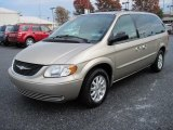 2002 Chrysler Town & Country Light Almond Pearl Metallic