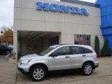 2009 Alabaster Silver Metallic Honda CR-V EX 4WD #38794474