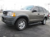 2003 Mineral Grey Metallic Ford Explorer XLS #38795785