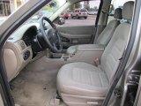 2003 Ford Explorer XLS Medium Parchment Beige Interior