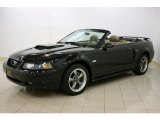 2003 Ford Mustang Black