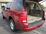 2004 Ford Explorer XLT Trunk