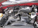 2004 Ford Explorer XLT 4.0 Liter SOHC 12-Valve V6 Engine