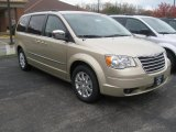2010 Chrysler Town & Country White Gold