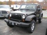 2011 Black Jeep Wrangler Sport S 4x4 #38795369