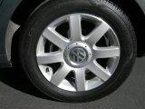 Volkswagen Rabbit 2006 Wheels and Tires