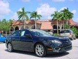 2010 Tuxedo Black Metallic Ford Fusion SEL #38794516