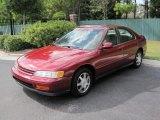 Honda Accord 1994 Data, Info and Specs