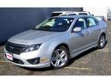 2011 Ingot Silver Metallic Ford Fusion Sport AWD #38794530