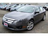 2011 Sterling Grey Metallic Ford Fusion SE #38794532