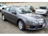 2011 Sterling Grey Metallic Ford Fusion SE #38794535