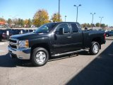 Chevrolet Silverado 2500HD 2009 Data, Info and Specs