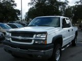 2003 Summit White Chevrolet Silverado 2500HD LT Crew Cab 4x4 #38794580