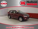 2010 Merlot Red Metallic Nissan Murano SL AWD #38916755