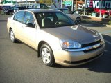 2005 Light Driftwood Metallic Chevrolet Malibu LS V6 Sedan #38917596