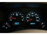 2008 Chevrolet Silverado 1500 Work Truck Extended Cab Gauges