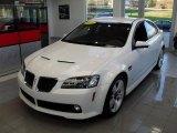 2009 White Hot Pontiac G8 GT #38918002