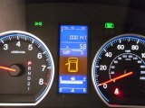 2011 Honda CR-V EX-L Gauges