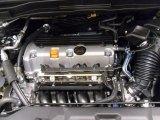 2011 Honda CR-V EX 2.4 Liter DOHC 16-Valve i-VTEC 4 Cylinder Engine