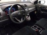2011 Honda CR-V EX Black Interior