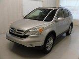 2011 Alabaster Silver Metallic Honda CR-V EX-L #38918042