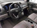 2011 Honda CR-V EX-L Gray Interior