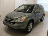 2011 Opal Sage Metallic Honda CR-V EX-L #38918046