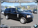 2007 Java Black Pearl Land Rover Range Rover HSE #38917633