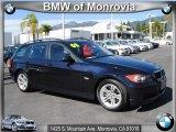 2008 Monaco Blue Metallic BMW 3 Series 328i Wagon #38917634