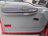 2007 Ford F550 Super Duty XL Regular Cab Flat Bed Door Panel