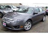 2011 Sterling Grey Metallic Ford Fusion SE #38917367