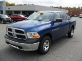 2011 Deep Water Blue Pearl Dodge Ram 1500 ST Crew Cab 4x4 #38918058