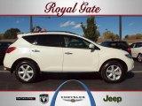 2009 Glacier Pearl Nissan Murano SL #38917163
