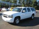 2011 Summit White Chevrolet Suburban LS #38918120