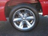 2005 Chevrolet Silverado 1500 Regular Cab Custom Wheels
