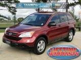 2007 Tango Red Pearl Honda CR-V LX #38918133