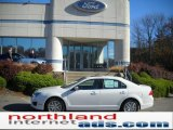 2011 White Suede Ford Fusion SEL #38917195