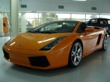 Lamborghini Gallardo 2008 Data, Info and Specs