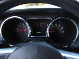 2006 Ford Mustang V6 Deluxe Convertible Gauges
