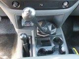 2010 Dodge Ram 3500 SLT Crew Cab 4x4 Chassis 6 Speed Manual Transmission