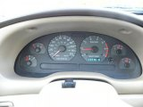 2000 Ford Mustang V6 Convertible Gauges