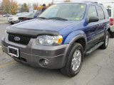 2006 Sonic Blue Metallic Ford Escape XLT V6 4WD #38918228