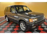 2002 Land Rover Range Rover Bonatti Grey Pearl