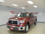 2009 Salsa Red Pearl Toyota Tundra Double Cab #38918240