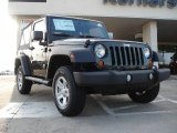 2011 Natural Green Pearl Jeep Wrangler Sport 4x4 #38917902