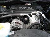2008 Dodge Ram 1500 Big Horn Edition Quad Cab 4x4 5.7 Liter MDS HEMI OHV 16-Valve V8 Engine