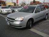 2005 Galaxy Silver Metallic Chevrolet Malibu Sedan #3899403