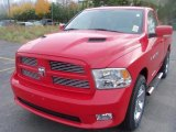 2011 Dodge Ram 1500 Sport Regular Cab 4x4 Data, Info and Specs